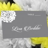 chrysanthemumsplacecard