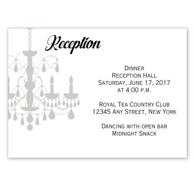 ChandReception