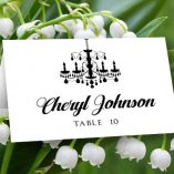 ChandelierPlaceCards